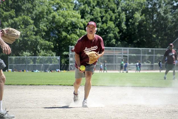 Kepopuleran Softball di AS1