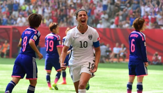Anggota Tim Sepak Bola Wanita AS Masih Dibayar Lebih Rendah Daripada Pria